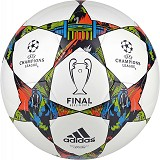 ADIDAS Finale Berlin Capitano Size 4 [M36921] - White/Solar Blue2/Flash Green - Bola Sepak / Soccer Ball